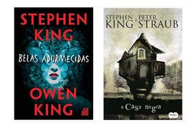 Livro Belas Adormecidas + Casa Negra - Stephen King - Novos