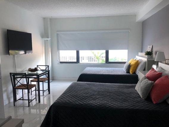 Alquilo En Miami Beach. Studio Con Salida Directa A La Playa