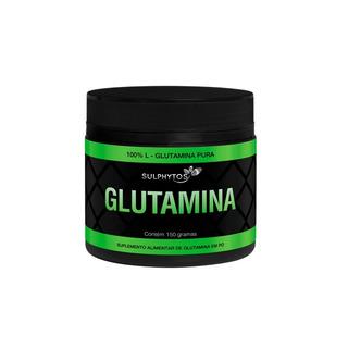 Glutamina Glutamine 150g - Sulphytos