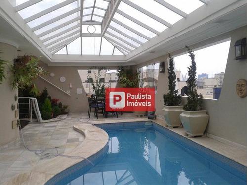 Apartamento À Venda, 442 M² Por R$ 4.500.000,00 - Brooklin Novo - São Paulo/sp - Ap23480