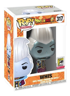 Funko Pop Dragon Ball Super 317 Whis Magic4ever