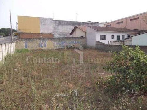Imagem 1 de 3 de Terreno No Jardim Alvinópolis Atibaia - 522m² - Te0030-1