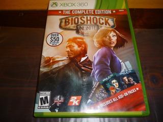 Xbox 360 - Bioshock Infinite - The Complete Edition - Ok