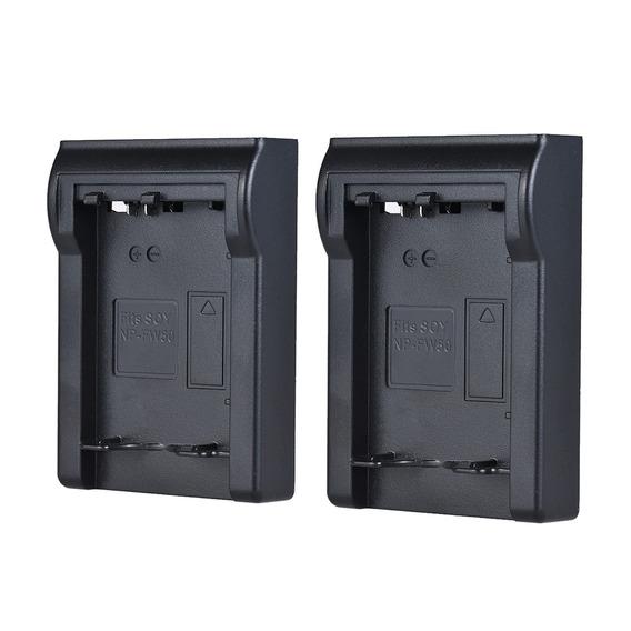 Andoer 2pcs Np -fw50 Chapa Bateria Para Neweer Andoer