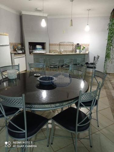 Imagem 1 de 26 de Casa À Venda, 249 M² Por R$ 590.000,00 - Santana - Araçatuba/sp - Ca1703