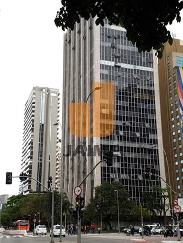 Conj. Comercial Para Locação No Bairro Jardim Paulistano Em São Paulo - Cod: Ja15460 - Ja15460