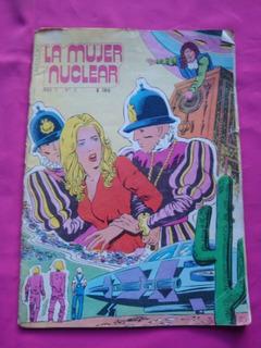 La Mujer Nuclear N° 2 Publicidad Jack Coleccion 1977