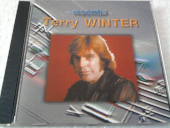 Cd The Essential Of Terry Winter Lacrado