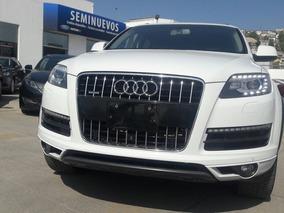 Audi Q7 3.0 Tdi Garantia! Somos Agencia! Facilidades