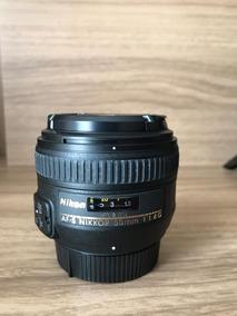 Lente Fotográfica Nikon 50mm 1,4g