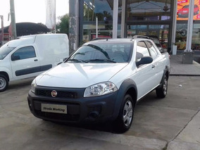 Fiat Strada 1.4 Working Cs Entrega Ya !!