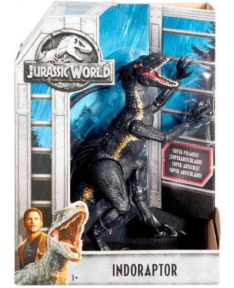 Jurassic World Indoraptor Dinosaurio