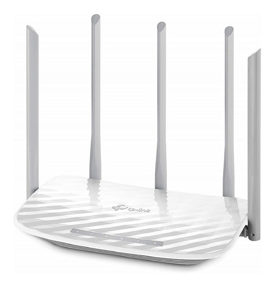 Router Inalambrico Tp Link Archer C60 Ac1350 Dual Band Cuota