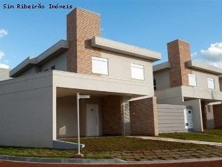 Vendo Casa Em Ribeirão Preto. Condomínio Jardim Sul. Agende Sua Visita (16) 3235 8388 - Cc01679 - 33590440
