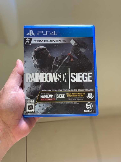 Rainbow Six - Siege Deluxe Edition