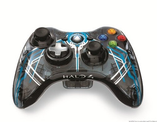 Accesorios,microsoft Halo 4 Forerunner Limited Edition C..