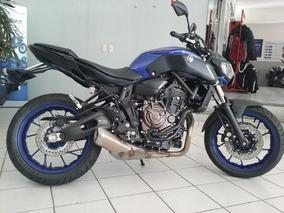Yamaha Mt 07 Abs Azul 2020 0km