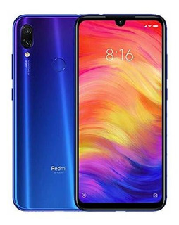 Xiaomi Redmi Note 7 Global 4g 32gb + Vidrio Templado 5d