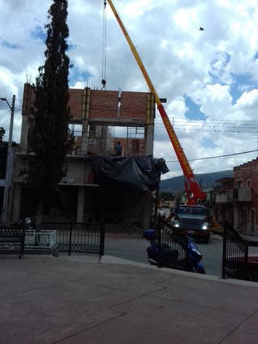 Renta De Gruas Industriales Titan Hiab En Guadalajara