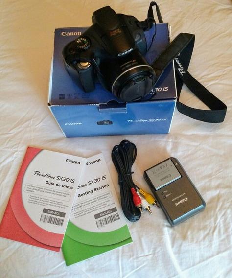 Câmera Canon Powershot Sx30 Is