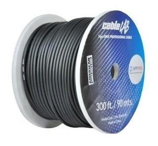 Cable Iluminacion Cablelab Clm 3dmx 90c 90 Metros