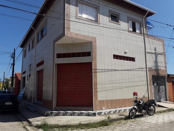 Salão Comercial Em Itanhaém !!! Ref. 6268 L