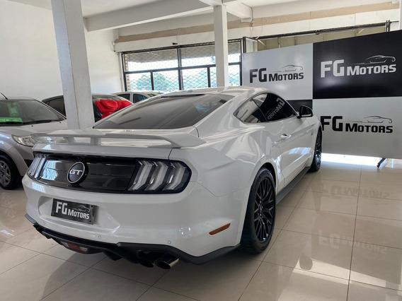 Mustang Gt 2018 Unico Dono Top De Linha