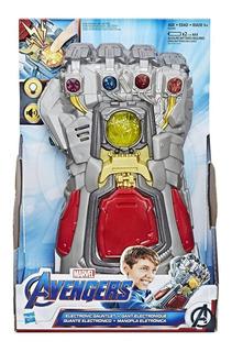 Guantelete Iron Man Avengers Endgame Juguete Electronico