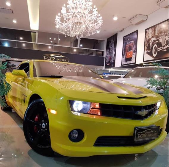 Chevrolet Camaro 2013 6.2 V8 Gasolina Ss Automático
