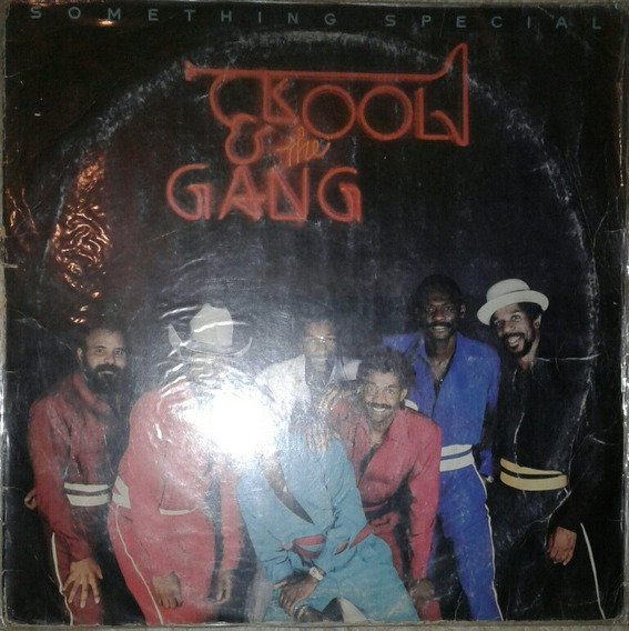 Vinilo Original Kool And The Gang Something Special 1981