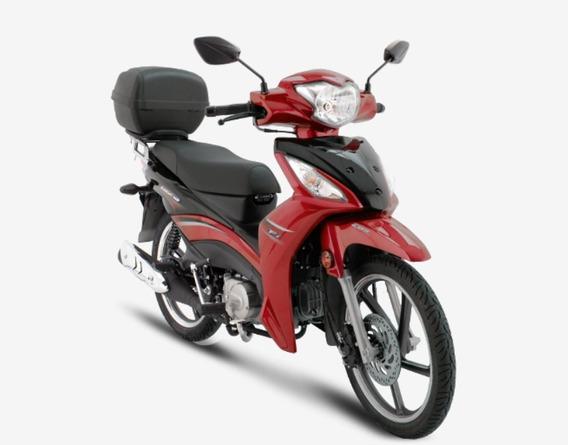 Honda Biz- Haojue Nex115 2021 0 Km 75km/l ( A )
