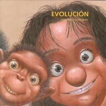 Evolución, José María Dominguez, Laetoli