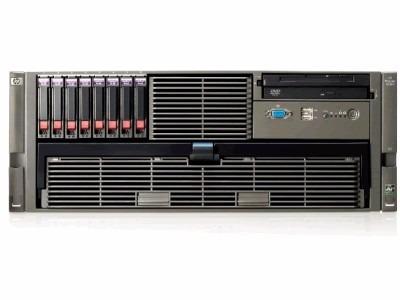 Servidor Hp Dl585 G5, 64 Gb Ram, 4 X Quadcore Amd Opteron (16 Núcleos Total), Sas/sata/ssd, 2 Portas Gigabit, Garantia