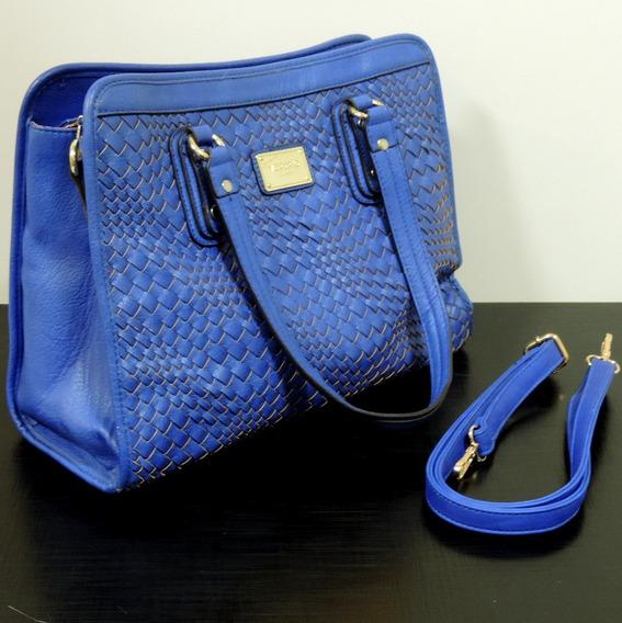 Bolsa Original Veryrio Azul Feminina