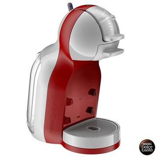 Cafeteira Arno Dolce Gusto Mini Me Vermelha Café Espresso