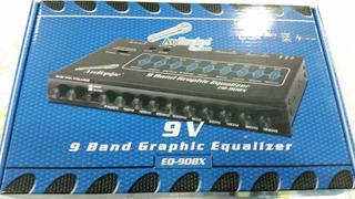 Ecualizador Audiopipe Eq 908 X