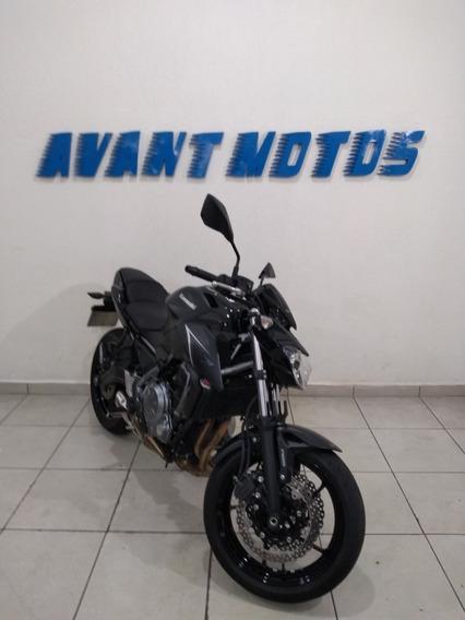Z 650 2018 Preta
