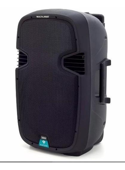 Caixa Amplificadora 300w Rms - Sp 220 - Mundo Dos Djs