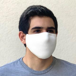 Máscara Proteção Poliamida 3d Lavável Reutilizável Tam G