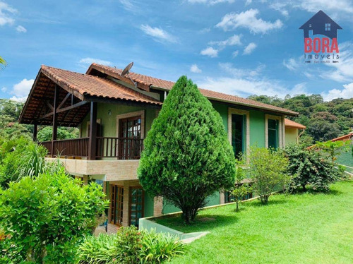 Chácara Com 4 Dormitórios À Venda, 1600 M² Por R$ 800.000,00 - Luiz Fagundes - Mairiporã/sp - Ch0066