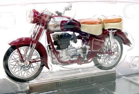 Simson 425 S 1960 1/24 Atlas