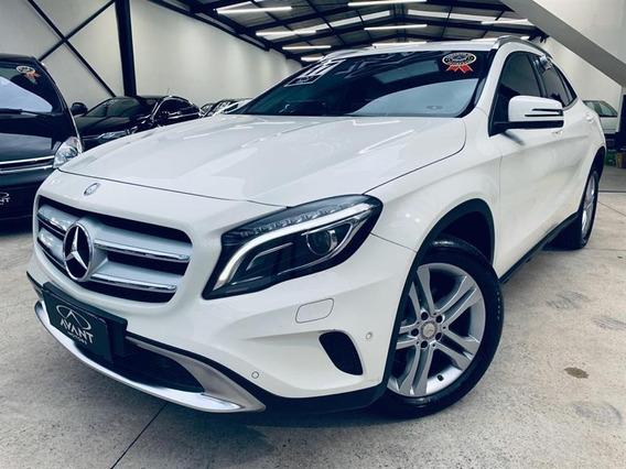 Mercedes Benz Classe Gla Gla 200 Adv.1.6 Tb 16v Flex Aut. F