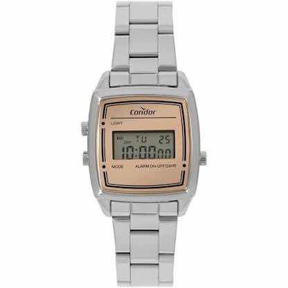 Relógio Condor Cojh512ad/3j Prata