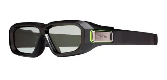 Óculos 3d Vision 2 Nvidia