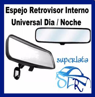 Espejo Retrovisor Interno Universal Dia Y Noche