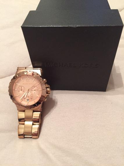 Relógio Michael Kors Mk5314 (feminino) Mk 5314 Rosê