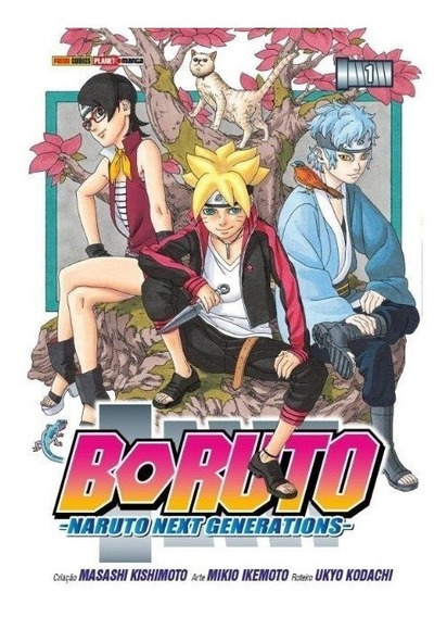 Boruto - Naruto Next Generations - Vol.1