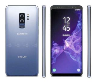 Samsung Galaxy S9+ Plus Sm-g965u1 6gb 64gb Snapdragon 845
