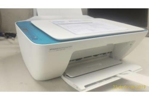 Impressora Hp 2676 Sem Cartucho