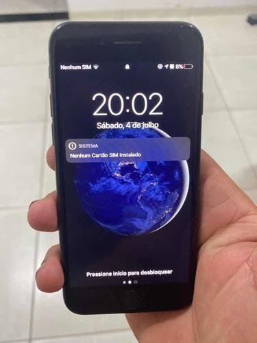 Celular iPhone 8 64 Gb Cinza Espacial